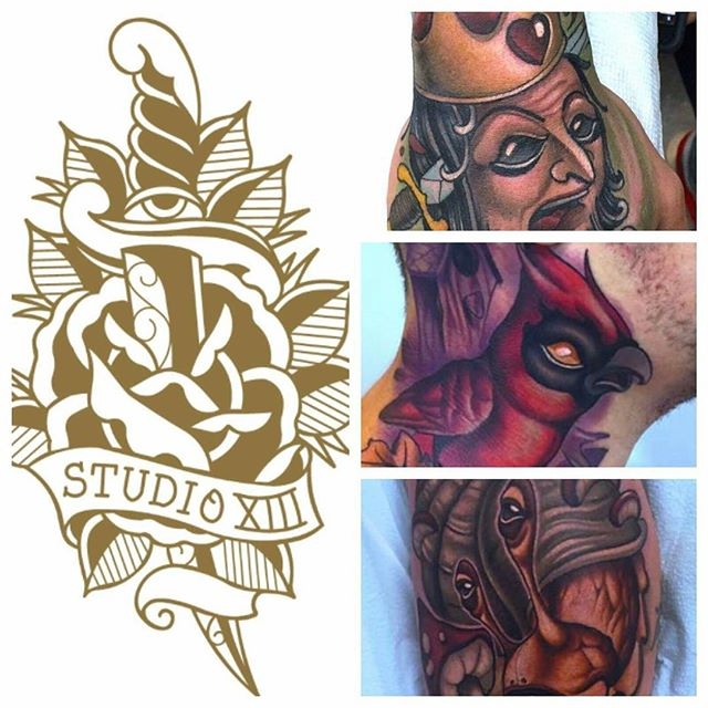 We have the amazing @mikecanntattoos and @tananewhitfield joining us on the 9th and 10th of May! Get in touch for more info :) tattoo tattoos tattooed tattooing  tattooartist guest guestspot guestartist colour colourtattoo edinburgh edinburghtattoo amazing instagood instadaily picoftheday follow studioxiii