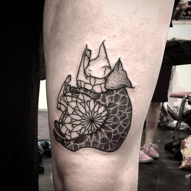 Tattoo как рисовать