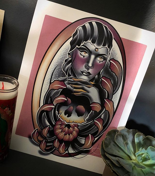 10 NEW PRINTS IN WATERCOLOR PAPER READY TO A NICE HOME  DM if you want to get one🖤 edinburgh edinburghtattoos tattoo tattoos tattoosnob tattooed tattooink tatted tattooer tattooflash tattooart tattooist tattooing tattoolove ink inked inkaddict follow followme instart instatattoo newtattooworkers studioxiii prints newprints neotraditional neotraditionaltattoo @neotraditionaleurope @neotraditionaltattooers @flash_addicted @tattooprints @neotradink