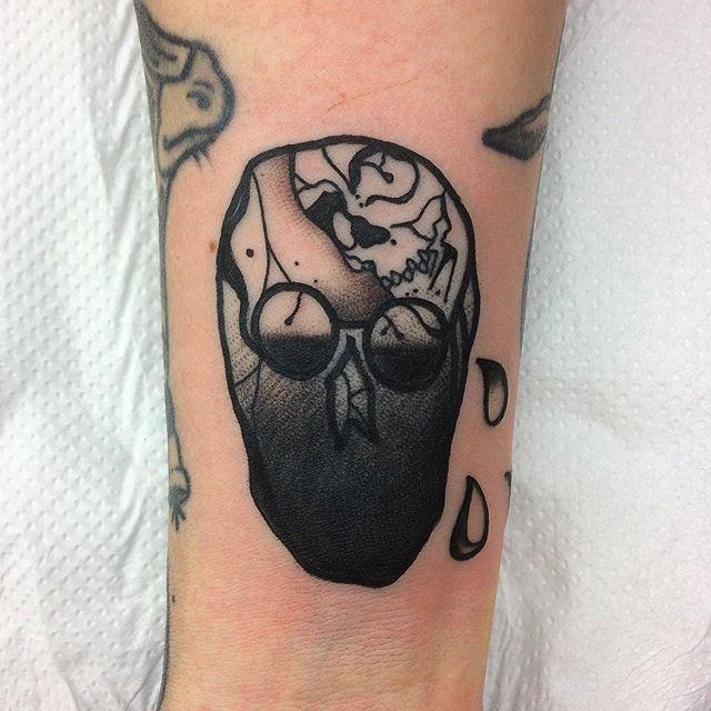 Klassick skully-poos from old Daniel Spanish. Def on da mindz