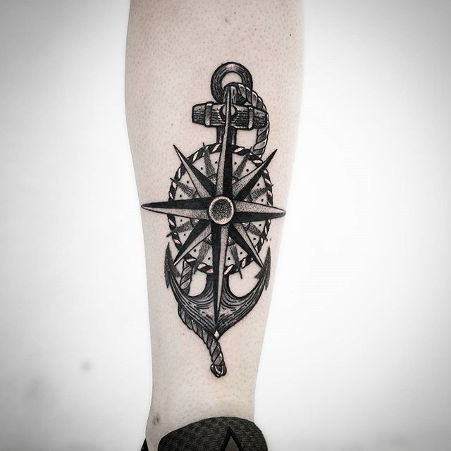 Last tattoo done @divisionwynwood blackwork anchor and compass thanks to everyone that came and got tattooed by me ill be back in April :) Now off to @brightontattoocon In the good ol ukstudioxiii  kingpintattoosupply  whip  dotwork stipple miamitattoos  miamitattoo southbeach tattoos wynwood miamitattooartist tat ink inked inkedup  guyswithtattoos girlswithtattoos besttattoos  uktattooartist Miami blackworkerssubmission stencilstuff@sullenclothing @hushanesthetic @hatchback_irons @kingpintattoosupply @allegoryink @inkedmag @totaltattoo @tattoolifemagazine @tattooartistmagazine @tattoosnob @tattoodo @tttism @blackworkers @blackworkers_tattoo @uktta @darkartists @skinart_mag @tattoo.artists @theartoftattoos @dermalizepro @tattoosmart @tattoo_composition @tattooloversshop @statt_girl @blacktattooing @hyraw_clothing @inkedsociety88 @skinart_collectors @tattoo_collector @the.best.tattoo.page @tattooloveart