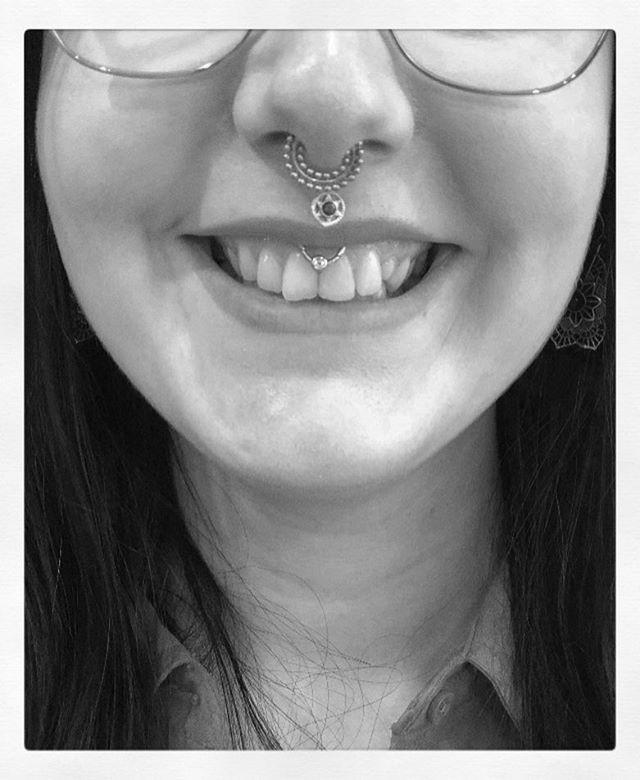cheeky lil smiley on guapa @adrianartattoo studioxiii piercings piercer piercingsofinstagram smiley tattooshop edinburgh edinburghpiercers edinburghtattoo