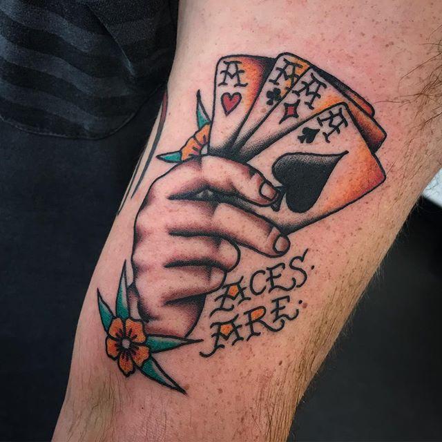 ️️️️ _________________ Done at @studioxiiigallery _________________ studioxiii BlackClawUK blackclawneedle tradtattoo tradworkers tradworkerssubmission radtrad oldlines besttradtattoos uktta vladbladirons ninemag @gap_filler_tattoos