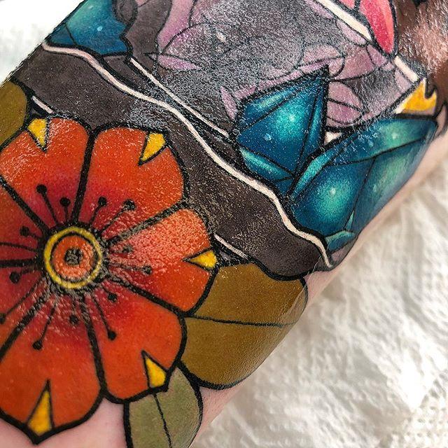 🖤 d e t a i l s 🖤  edinburgh edinburghtattoo edinburghtattoos tatts tattoo tatted tatuaje tattoos tattooed tattooink tattooworkers tattooshop tattooart tattoocommunity tattooculture tattooartist ink inked inkedup inkaddict inkedgirls instart instatattoo follow neotraditional studioxiii finalfantasy