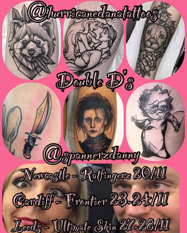 Cardiff! We are up early and about to board our flight to you! We have lots off flash and available for walk ins at @frontiertattooparlour today and tomorrow! @spannerzdanny tattoo edinburghtattoo femaletattooartist tattooartist tattoodesign ladytattooer guestartist newschooltattoo photooftheday dotting geometrictattoo darkartists tttism equilattera psychedelictattoo linesanddots blackwork dotworktattoo @blackworkers_tattoo @darkartists @blackworkers discoflash blackworkers blackworkerssubmission topclasstattooing cardifftattooartist btattooing blxckink instatattoos classictattoo cardiff cardifftattoo studioxiii