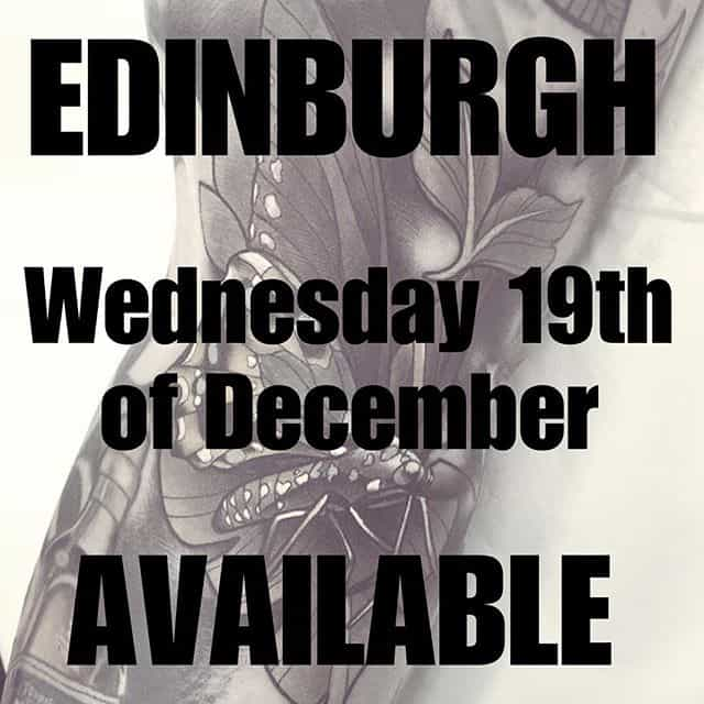 Hi Edinburgh!! I'll be back at @studioxiiigallery in December! Just the Wednesday 19th available. DM me for booking if you're interested! studioxiii tattooshop edinburgh edinburghtattoo edinburghtattoostudio edinburghtattooartist scotland scotlandtattoo tat newtraditionalgallery newtraditionaltattoo neotradeu inked_animals neotraditionaltattoo newtattooworkers tattoocolor  neotradtattoo tattoo tattoos tattoo_artist ink tattooartist tatuajes tattoo4life instattoo tattooed.