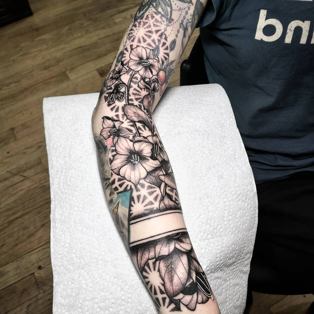 Great Start To This Sleeve Filler Along With I Did Over In On The Wonderful Thanks Again For The Trust Studio Xiii Gallery