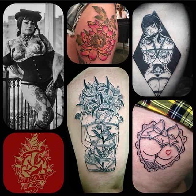 We have a SUPER last minute addition to our guests this month. The amaaazing @jadedmoontattoos ! DM directly to enquire about booking in April 28th & 29th! ————— ————— tattoo studioxiii tattoos tattooed flash flowertattoo illustrativetattoo illustration blackworkers fineline minitattoos allegoryink miniatures portrait bandg portraittattoo realismtattoo blackandgreytattoo bandw bishoprotary blackclaw edinburghtattoo blackworkerssubmission tttism