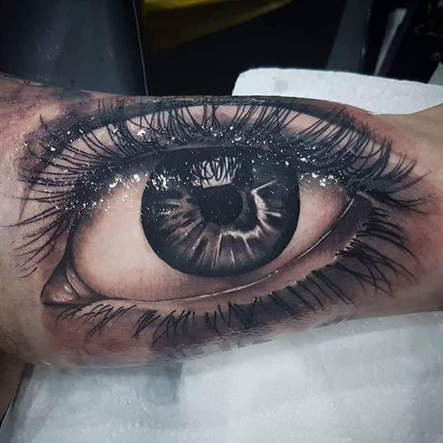 👁 . . . . . . . tattoo eye eyeball iseeyou studioxiii tattooartist tattooartistuk edinburgh ink tattoos inked tattooed picoftheday art love pic photooftheday photo blackandgrey instagram artist design tattooer
