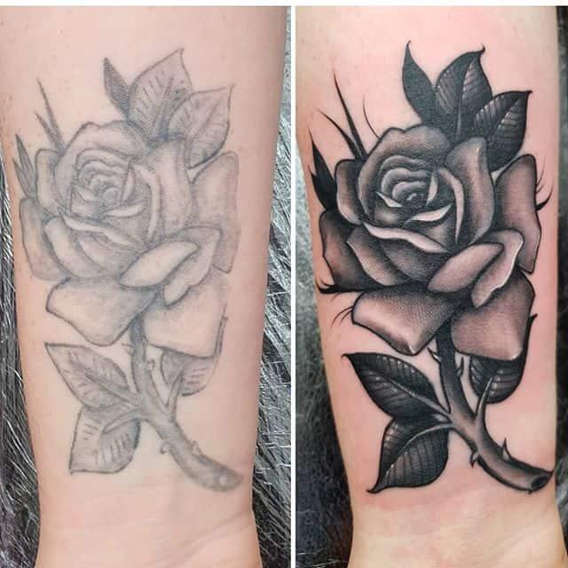 🔄 . . . . . rework tattoo studioxiii tattooartist tattooartistuk edinburgh ink tattoos inked tattooed picoftheday art love pic photooftheday photo blackandgrey blackngrey instagram artist design tattooer
