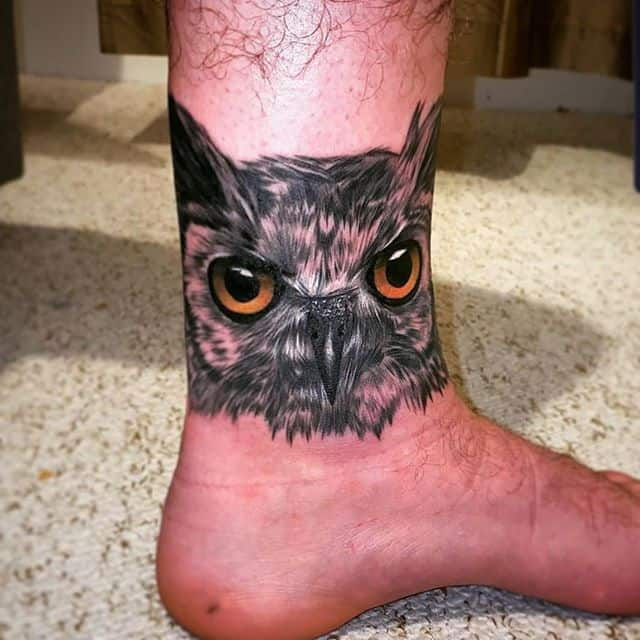 CoverUp 🦉️️️ . . . . . . coverup owl owltattoo realism tattoo studioxiii tattooartist tattooartistuk edinburgh ink tattoos inked tattooed picoftheday art love pic photooftheday photo blackandgrey blackngrey instagram artist design tattooer