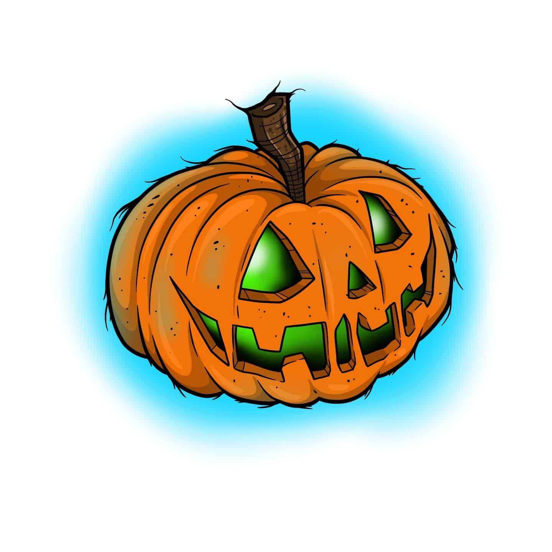 Quick pumpkin sketch. Swipe for process ________________________________ pumpkin sketch drawing tattoo design flash draw boredinthehouse procreate isolationcreation halloween goth gothic horror dark evil skull artist edinburghtattooartist edinburgh studioxiii illustration