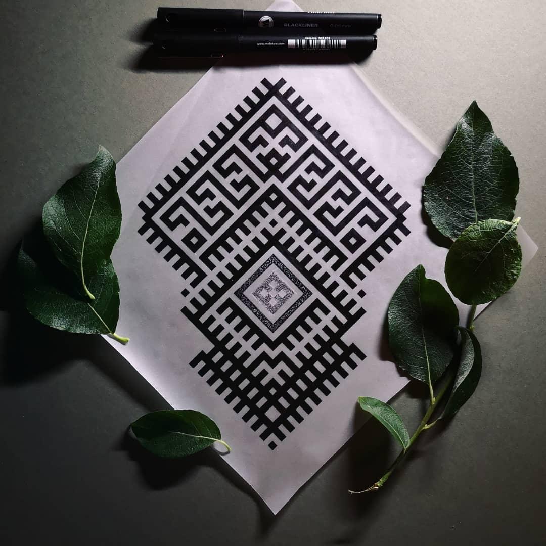 Available.  --------------------------- Info/Booking: @studioxiiigallery ---------------------------     studioxiii tattoodesign tattoodesigns tribaltattoo baltictattoo balticpattern tribalart trad traditional taot edinburghtattoostudio edinburghart lithuaniatattoo inked tattooideas blackwork blackworkers blackworktattoos tayted tatu ornamental btattooing