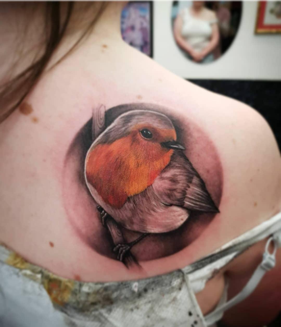 Little robin from yesteryear studioxiiigallery ___________________________