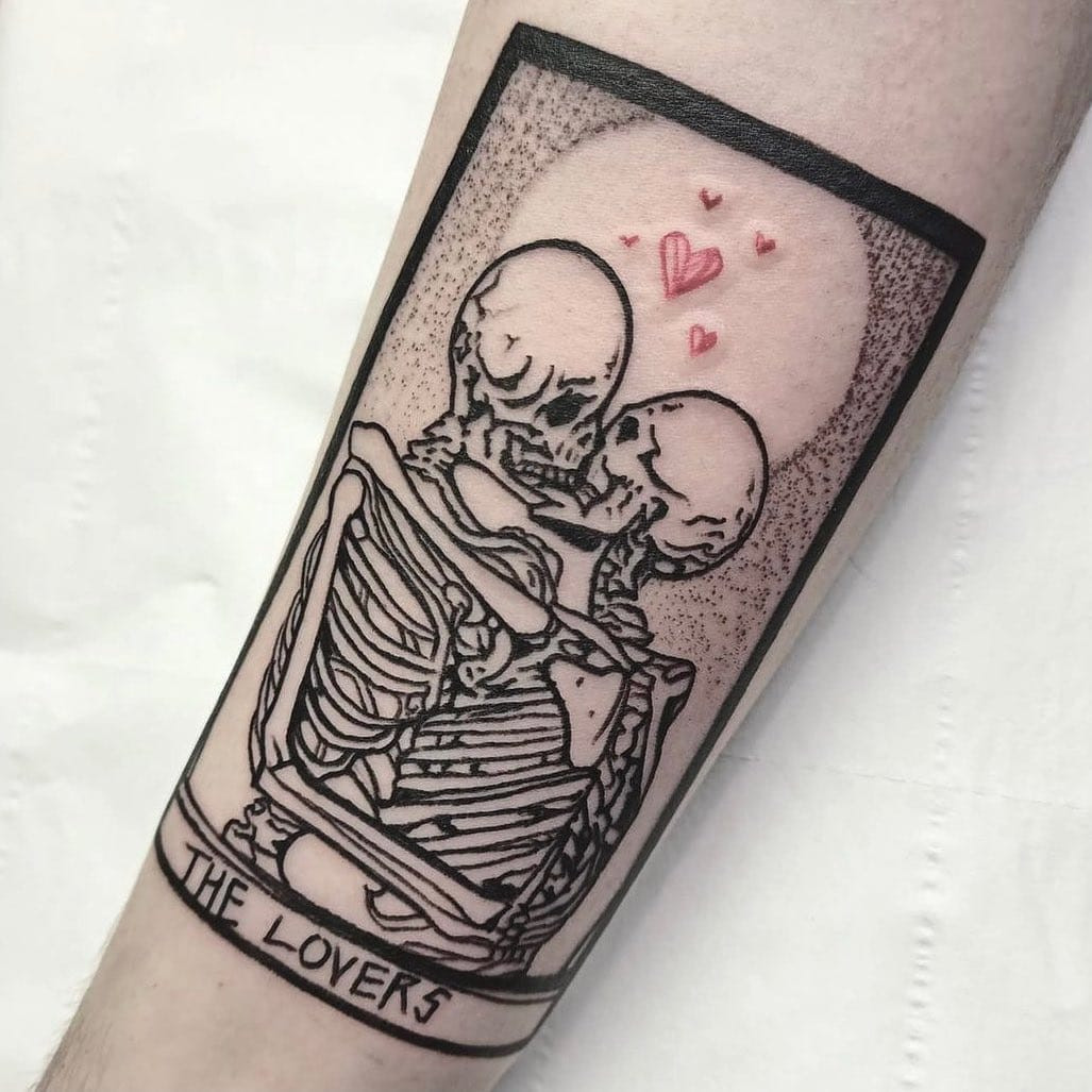 One for Valentine's Day this weekend ❣️by kalipsotattoo   Fill out the tattoo enquiry form on our website if you're looking for a quote for when we reopen 💫  📩 - link in the bio 📲 kalipsotattoo                            totaltattoo barber_dts easytattoo_uk eternalink dynamiccolor lockdownneedle stencilstuff