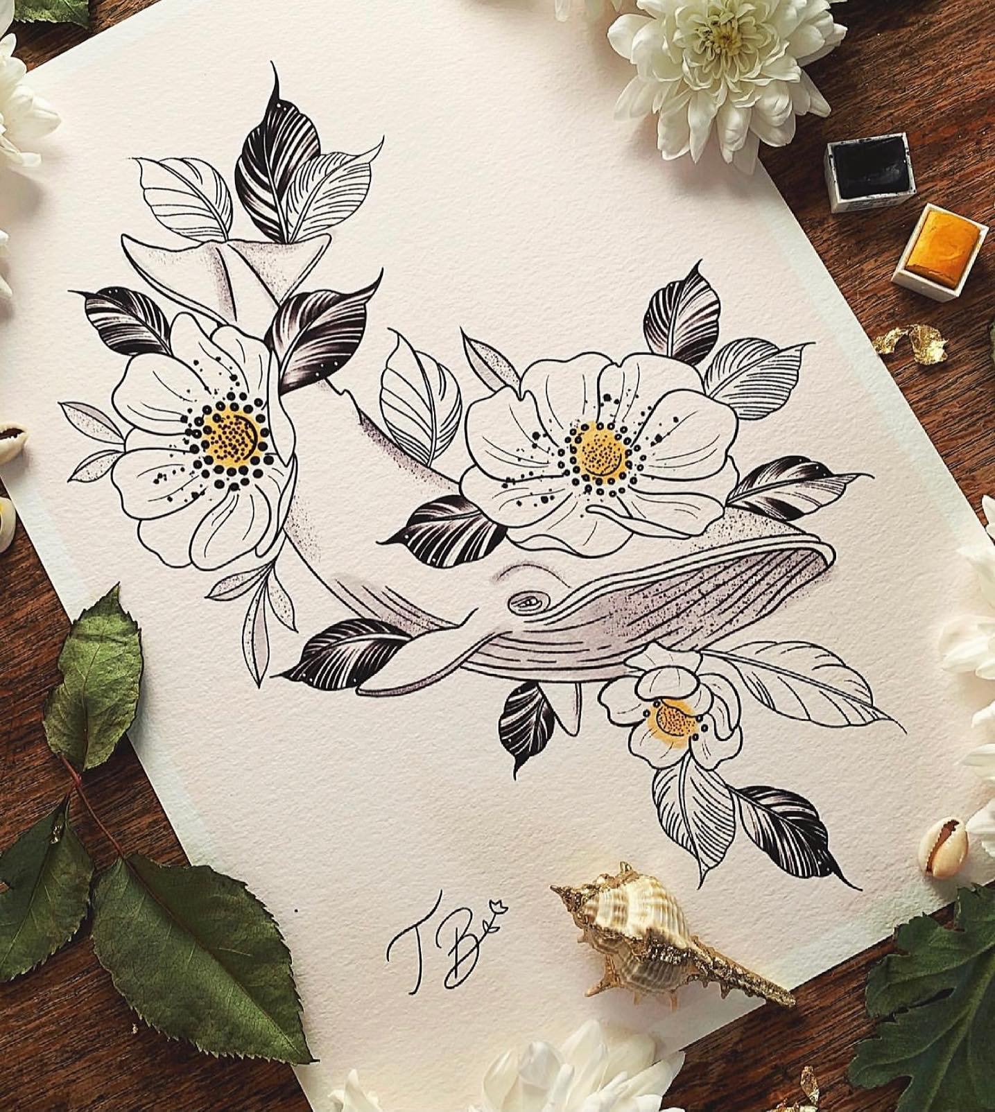 thaisblanc has been busy creating beautiful designs for you and are available for pricing! We will be accepting all new clients from the day we reopen (fingers crossed the 26th of April)! If you are looking for a quote, feel free to drop reception an email and we will get you all ready to book in for our reopening!!! 🌼🐋 • • •