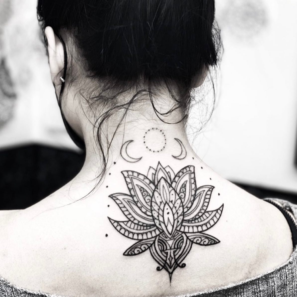 ✨ All appointments that were cancelled due to the lockdown will be contacted by the reception team in the next couple of weeks ✨  💫 We will be taking new appointments from the date we reopen, hopefully the 26th of April 💫  But for now, check out this beautiful ornamental piece by marcdiamondtattoo ✨ We are so excited to hopefully be reopening at the end of the month, if you are looking for a quote please fill out our tattoo enquiry form on our website 🙌  📩 - link in the bio